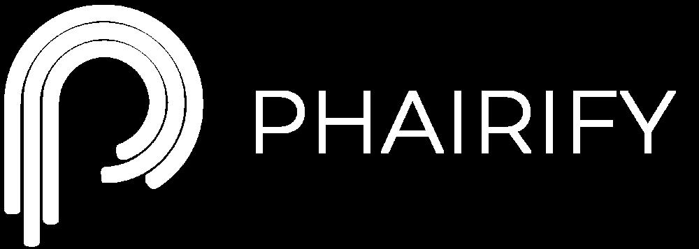 063020_Phairify-LOGOWhite-01-01